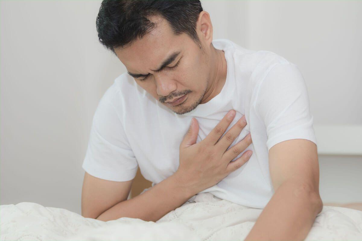 Lungenentzündung Gewichtsverlust Nachtschweiß