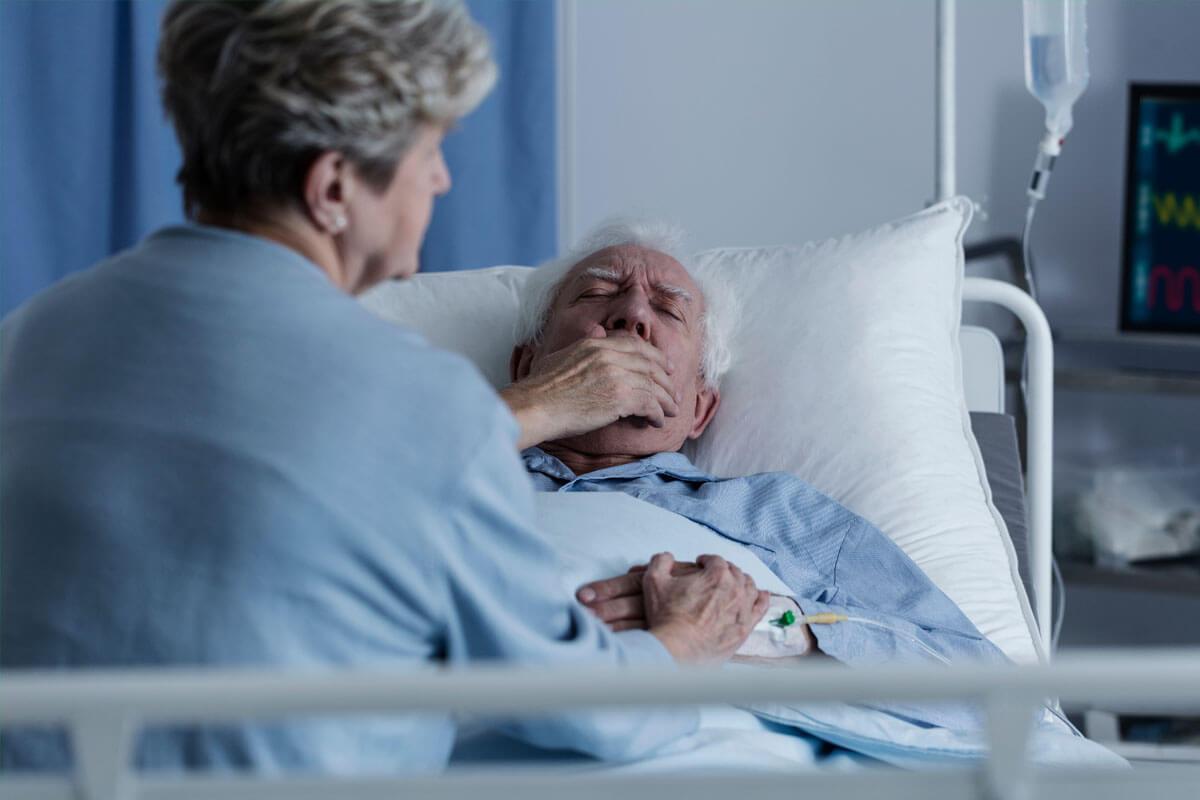 Lungenentzündung bei Senioren