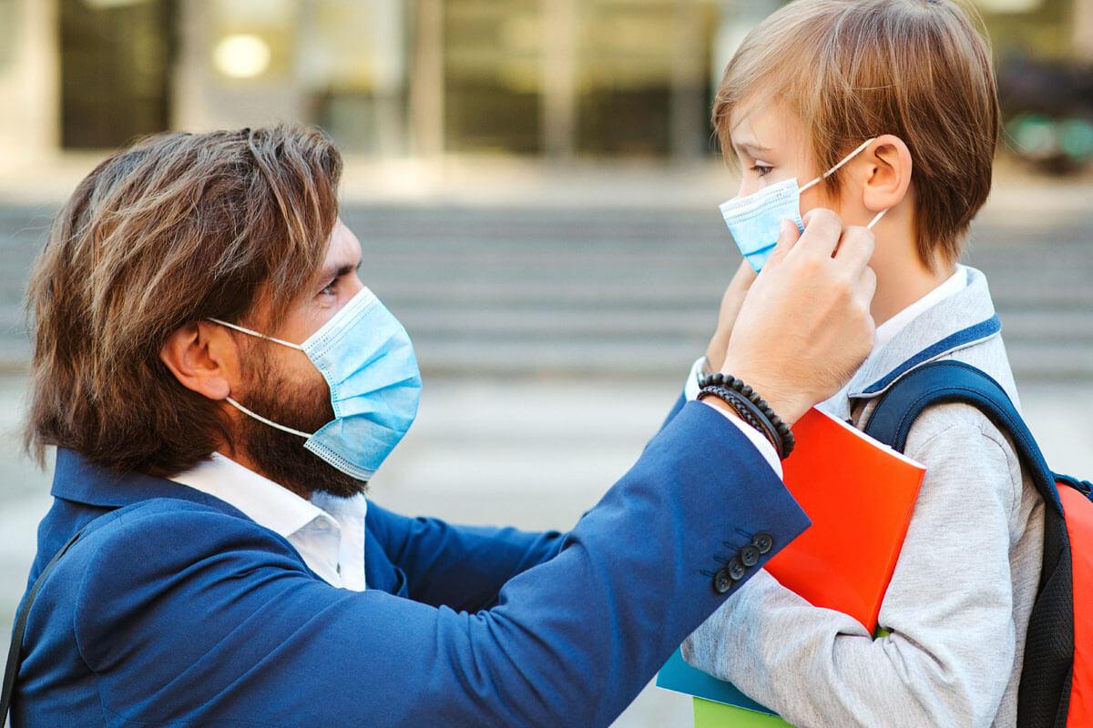 Erkennen Kinder Gefühle trotz Maske?