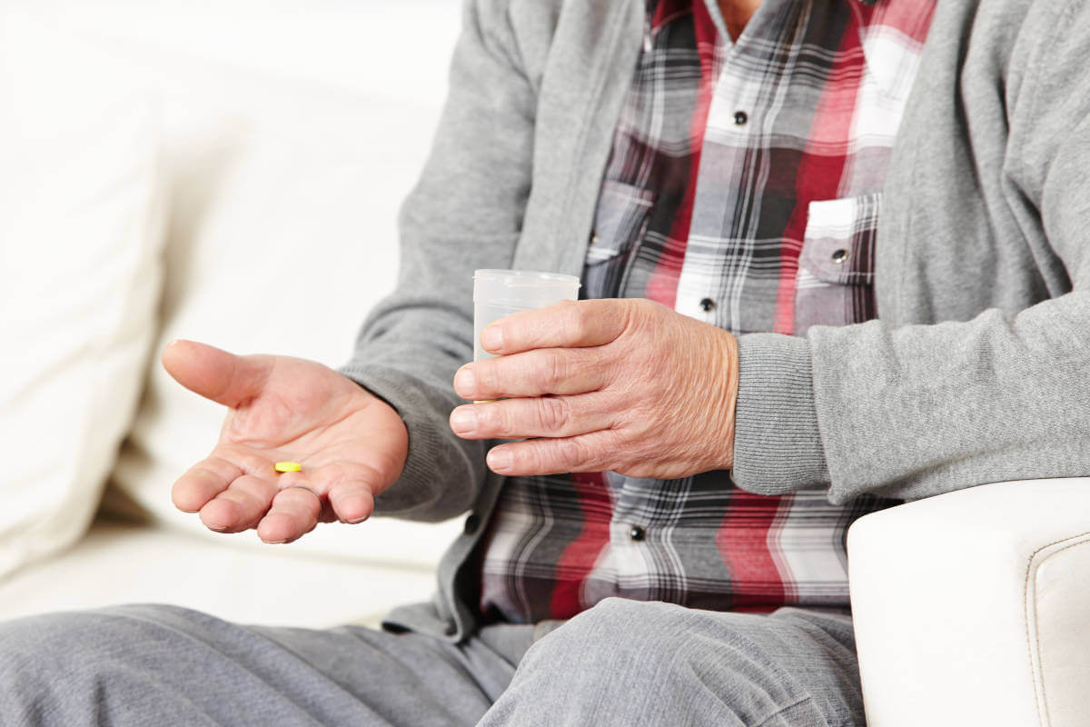 Medikamentenwirkung im Alter