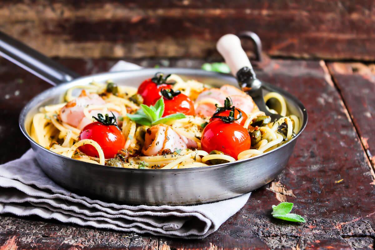 Mittelmeerküche bei Nierenkrankheit?