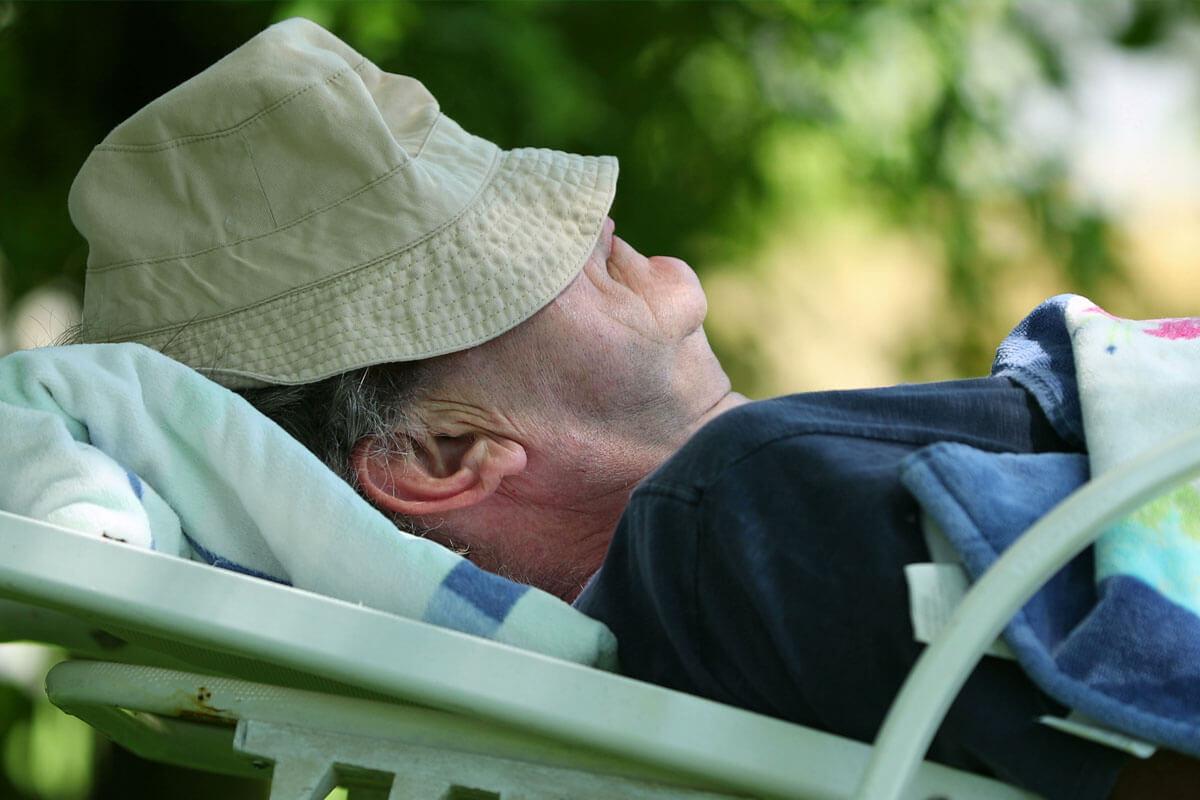 Mittagsschlaf hält Hirn fit
