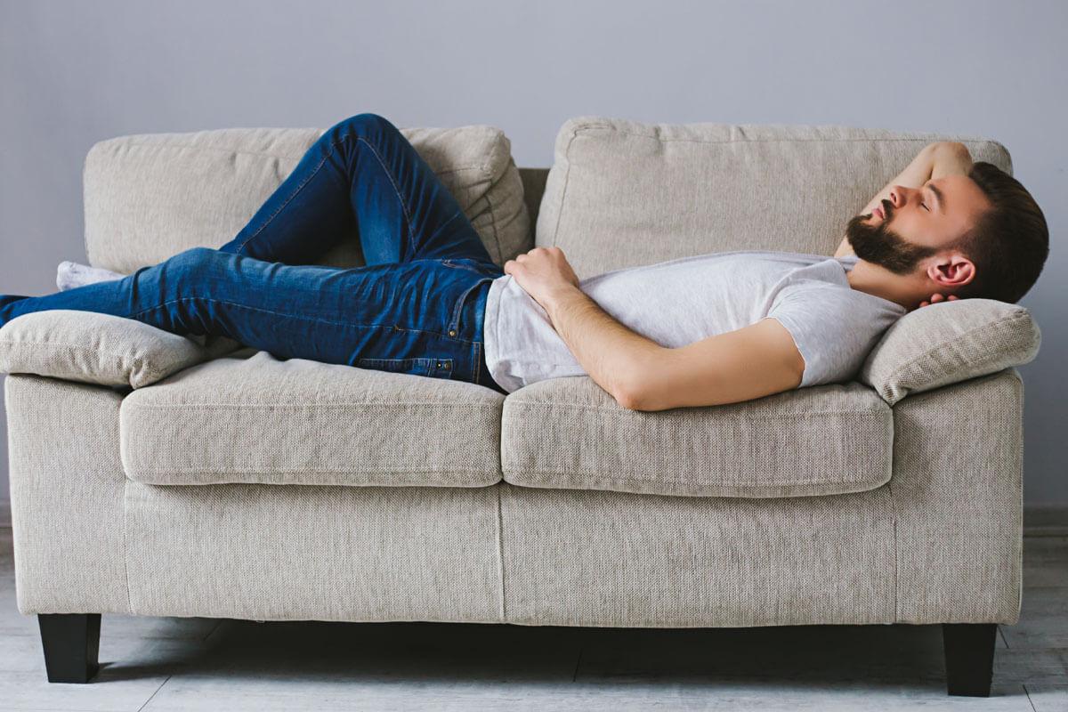 Bild Mittagsschlaf als Blutdrucksenker?