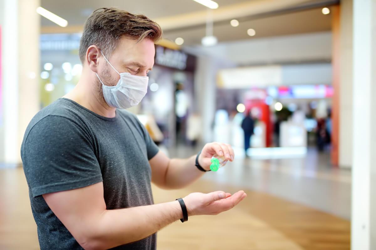 Muss es immer Desinfektionsmittel sein?