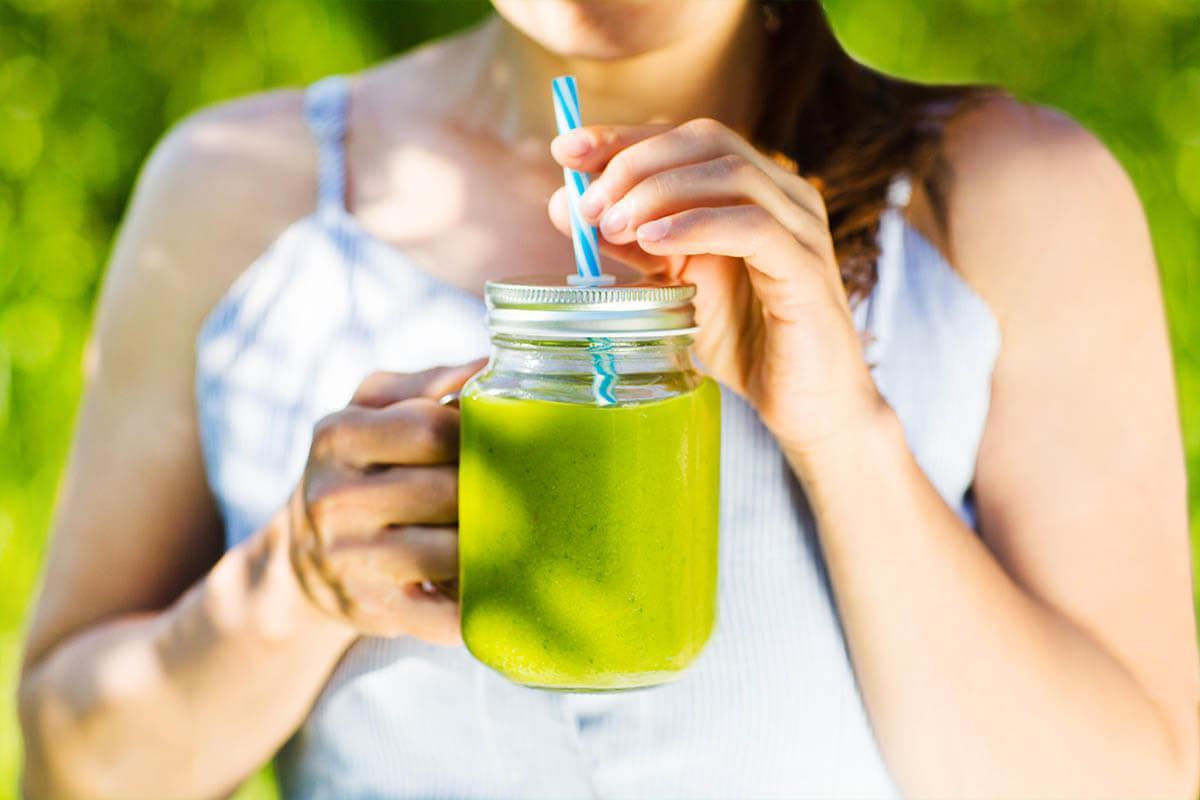 Nahrungsergänzung im Blick: Algen