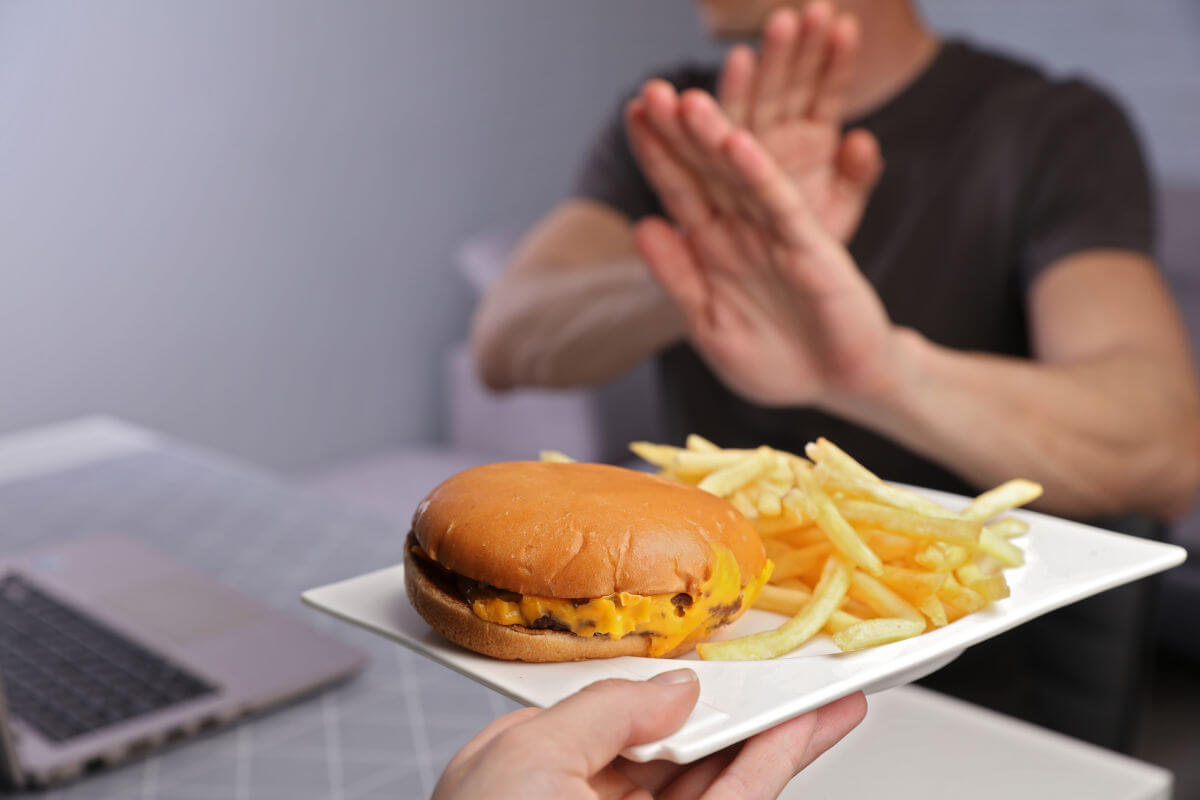 Nahrungsergänzung im Blick: Appetithemmer