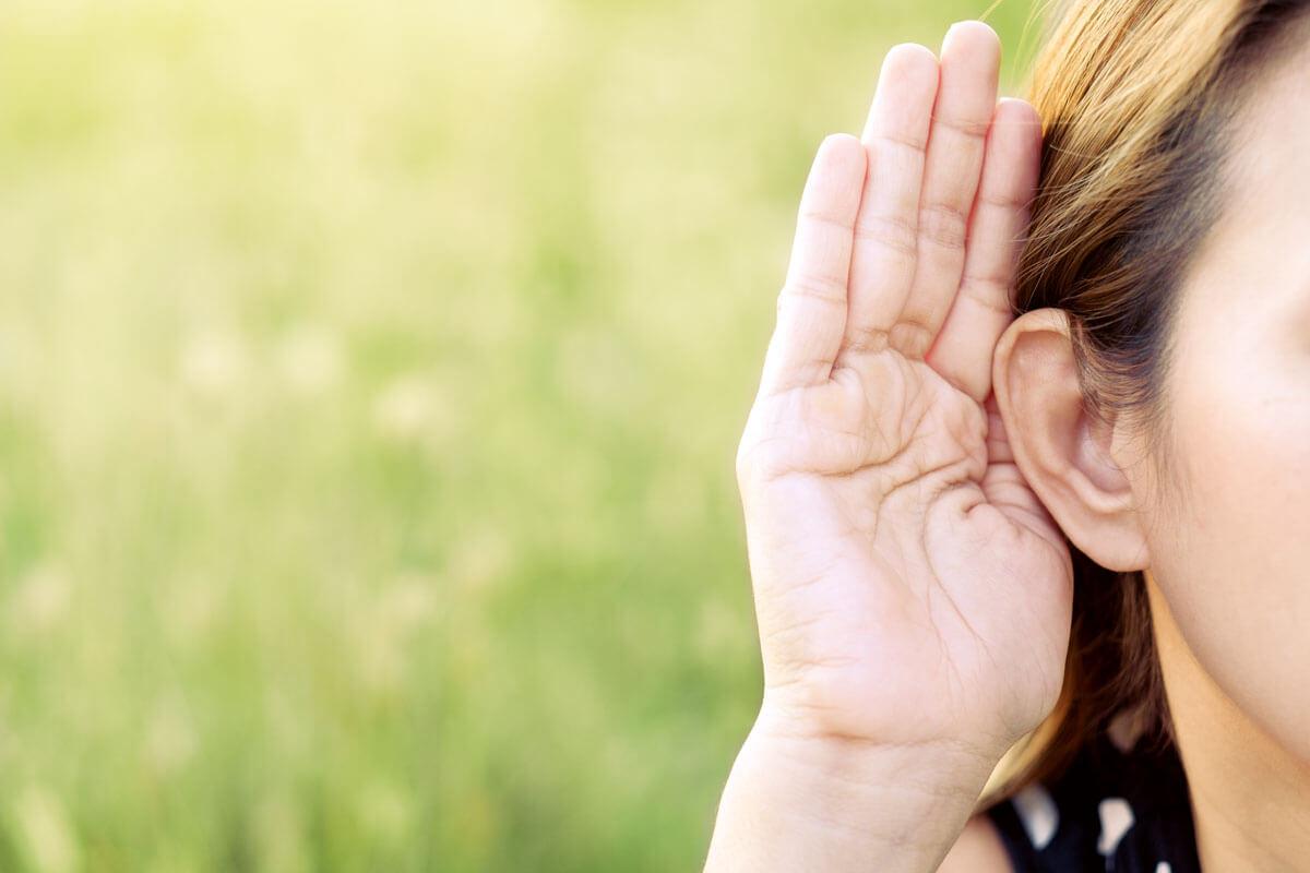 Ohrenpflege – so geht's
