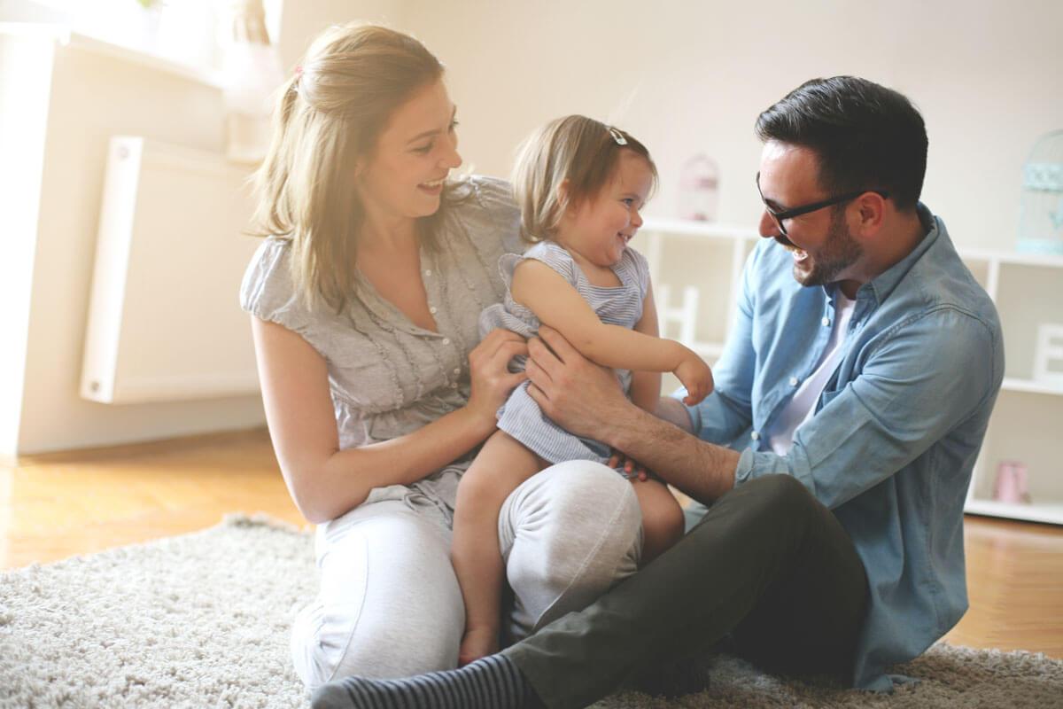 Krebs in Großfamilien
