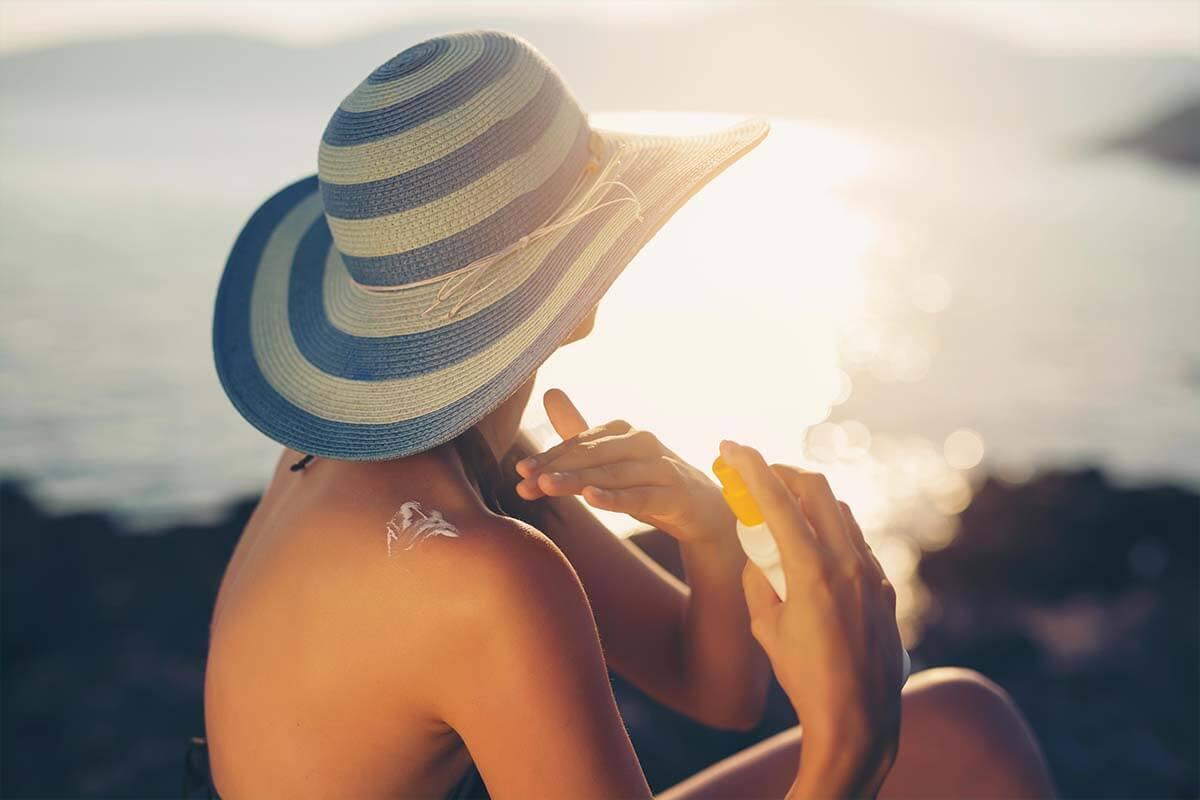 Sonnencreme – eine Gefahr für die Umwelt?