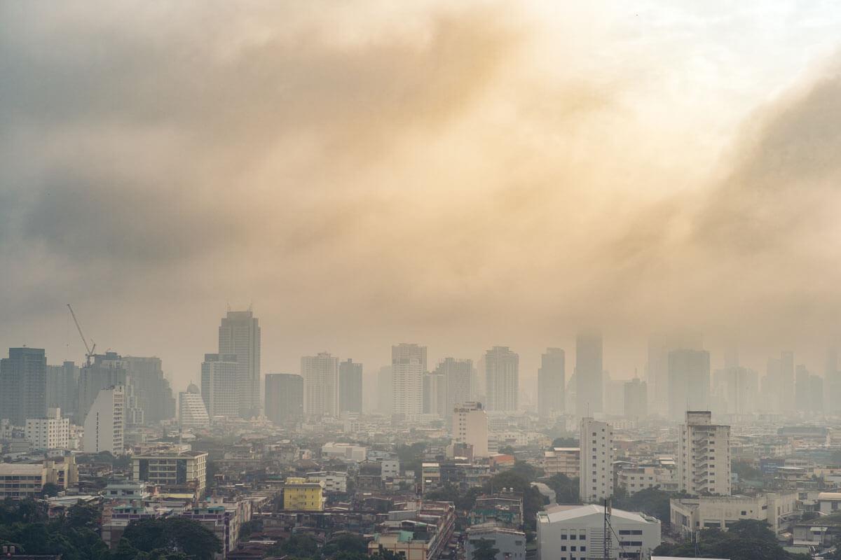 Bild Verschmutzte Luft macht depressiv