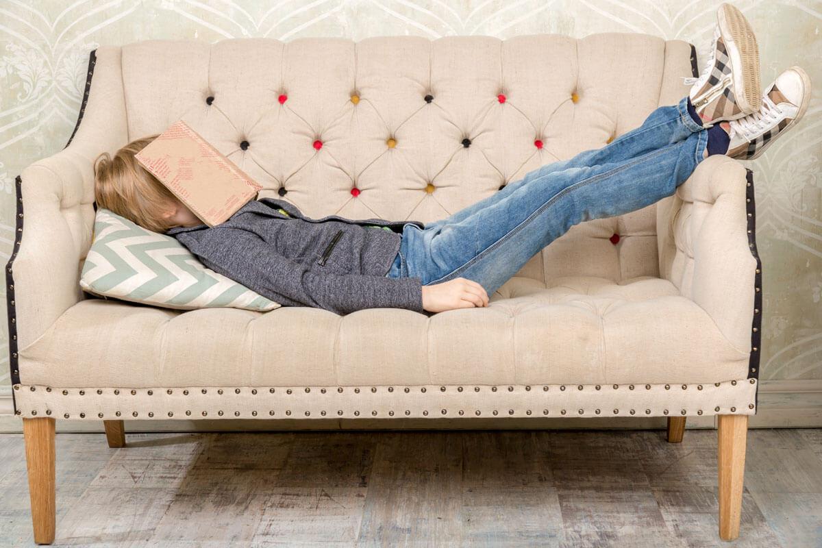 Durch die Zeitumstellung fühlen sich Viele müde, schlapp und unkonzentriert.