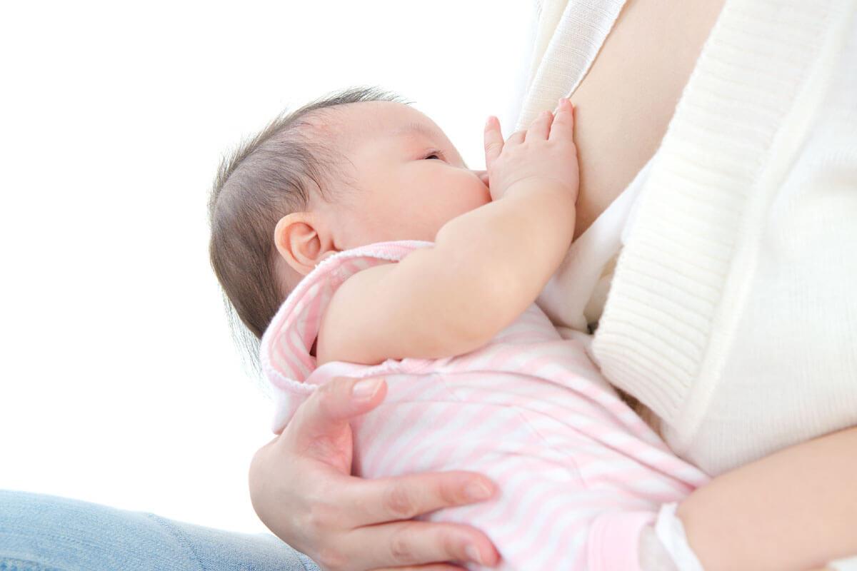 Bild Keine Kuhmilch nach der Geburt