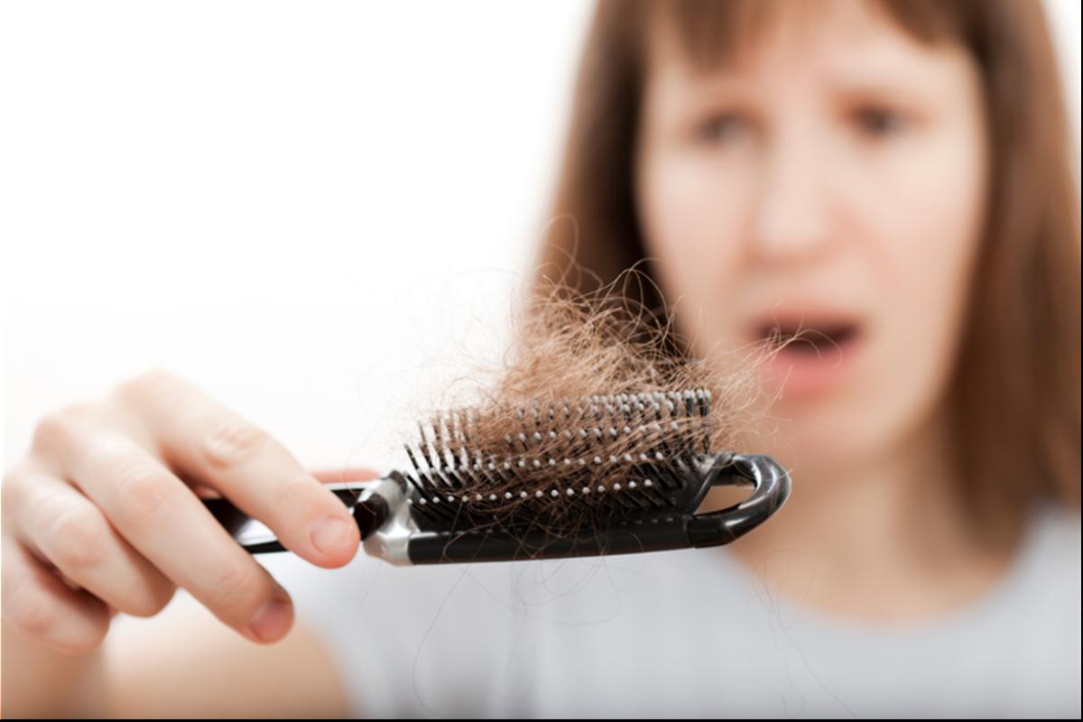 Was hilft gegen Haarausfall?