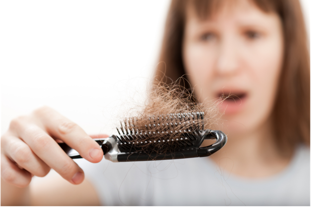Bild Was hilft gegen Haarausfall?
