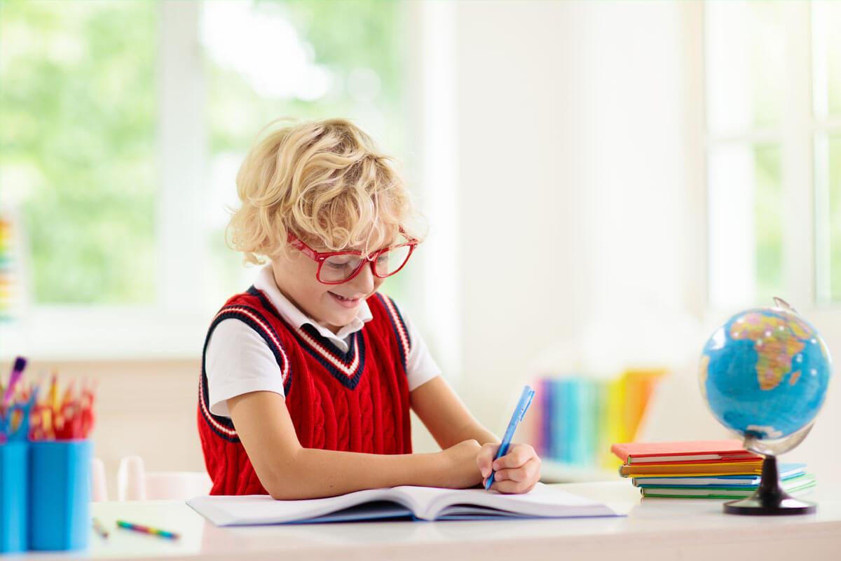 Sichere Brillen für den Schulsport