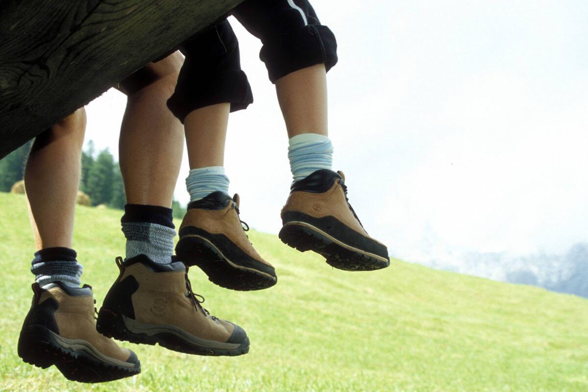 Tipps fürs Bergwandern mit Kindern