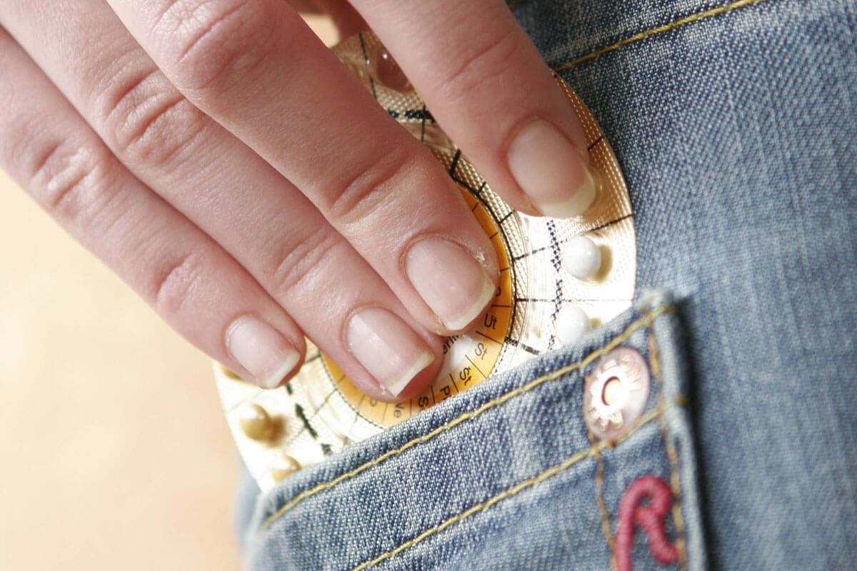"""Wie riskant ist die """"Pille""""?"""