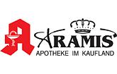 Aramis-Apotheke im Kaufland Senftenberg Logo