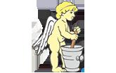 Engel-Apotheke Naunhof Logo