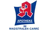 Apotheke im Magistralen-Carré Halle Logo