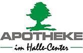 Apotheke im Halle-Center Landsberg / OT Peißen Logo