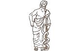 Aesculap-Apotheke Mülsen Logo