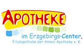 Apotheke im Erzgebirgs-Center Annaberg-Buchholz Logo