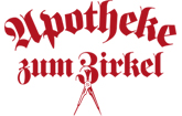 Apotheke zum Zirkel Berlin Logo