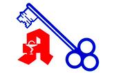 Die Schlüssel-Apotheke Strausberg Logo