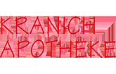 Kranich-Apotheke Halbe Logo