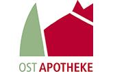 Ost-Apotheke Neubrandenburg Logo