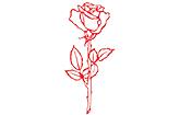 Rosen-Apotheke Hagenow Logo