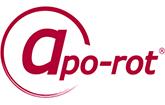 apo-rot Linden Apotheke Buchholz Logo