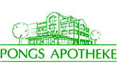 Pongs Apotheke Hamburg Logo