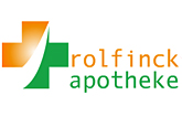 Rolfinck-Apotheke Hamburg Logo