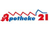 Apotheke 21 Schenefeld Logo