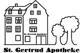 St. Gertrud Apotheke Lübeck Logo