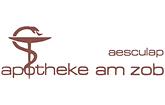 Aesculap-Apotheke am ZOB Flensburg Logo