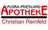 Flora-Friesland-Apotheke Niebüll Logo