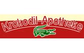 Krokodil-Apotheke Leer Logo