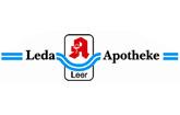 Leda-Apotheke Leer Logo