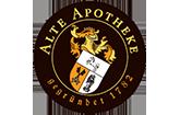 Alte Apotheke Zeven Logo