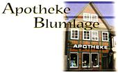 Apotheke Blumlage Celle Logo