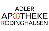 Adler-Apotheke Rödinghausen Logo