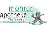 Mohren-Apotheke Tiefenort Logo