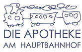 Die Apotheke am Hauptbahnhof Magdeburg Logo