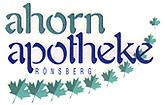 Ahorn-Apotheke Korschenbroich Logo