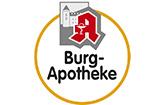 Burg-Apotheke Brüggen Logo