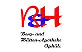 Berg- und Hütten-Apotheke Herne Logo