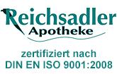 Reichsadler-Apotheke Essen Logo